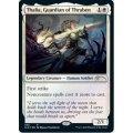 (FOIL)(038)スレイベンの守護者、サリア/Thalia, Guardian of Thraben《英語》【SLD】