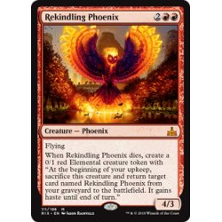 画像1: 再燃するフェニックス/Rekindling Phoenix《英語》【RIX】