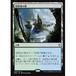画像1: 伐採地の滝/Lumbering Falls《日本語》【BFZ】