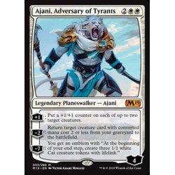 画像1: 暴君への敵対者、アジャニ/Ajani, Adversary of Tyrants《英語》【M19】