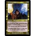 [EX+]翻弄する魔道士/Meddling Mage 《英語》【PLS】