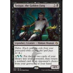 画像1: [EX+]黄金牙、タシグル/Tasigur, the Golden Fang《英語》【FRF】
