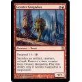 [EX+]大いなるガルガドン/Greater Gargadon《英語》【TSP】
