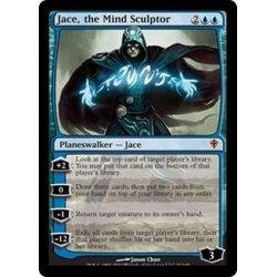 画像1: [EX+]精神を刻む者、ジェイス/Jace, the Mind Sculptor 《英語》【WWK】