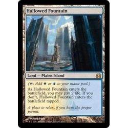画像1: [EX+]神聖なる泉/Hallowed Fountain《英語》【RTR】