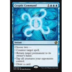 画像1: 謎めいた命令/Cryptic Command《英語》【IMA】