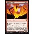 業火のタイタン/Inferno Titan《英語》【Commander 2015】