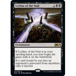 画像1: [EX+]虚空の力線/Leyline of the Void《英語》【M20】