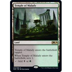 画像1: 疾病の神殿/Temple of Malady《英語》【M20】