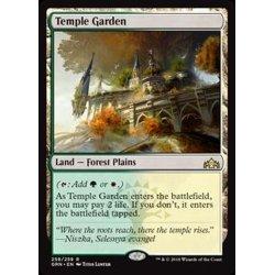 画像1: 寺院の庭/Temple Garden《英語》【GRN】