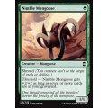 敏捷なマングース/Nimble Mongoose《英語》【EMA】