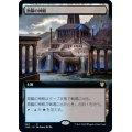 (FOIL)(フルアート)欺瞞の神殿/Temple of Deceit《日本語》【THB】