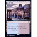 (FOIL)(プロモスタンプ)欺瞞の神殿/Temple of Deceit《日本語》【THB】