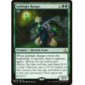 翡翠光のレインジャー/Jadelight Ranger《英語》【Reprint Cards(The List)】