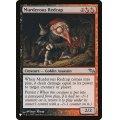 残忍なレッドキャップ/Murderous Redcap《英語》【Reprint Cards(The List)】