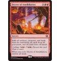 滅殺の命令/Decree of Annihilation《英語》【From the Vault: Annihilation】