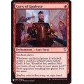 豪奢の呪い/Curse of Opulence《英語》【Reprint Cards(Mystery Booster)】