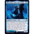 (FOIL)航海の神、コシマ/Cosima, God of the Voyage《英語》【KHM】