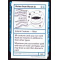 (PWマークなし)Visitor from Planet Q《英語》【Mystery Booster Playtest Cards】