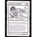 (PWマークなし)Celestine Cave Witch《英語》【Mystery Booster Playtest Cards】