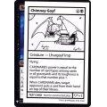 (PWマークなし)Chimney Goyf《英語》【Mystery Booster Playtest Cards】
