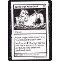 (PWマークなし)Spellmorph Raise Dead《英語》【Mystery Booster Playtest Cards】