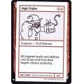 (PWマークなし)High Troller《英語》【Mystery Booster Playtest Cards】