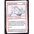 (PWマークなし)Impatient Iguana《英語》【Mystery Booster Playtest Cards】