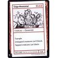 (PWマークなし)Siege Elemental《英語》【Mystery Booster Playtest Cards】