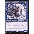万物の姿、オルヴァール/Orvar, the All-Form《英語》【Reprint Cards(The List)】