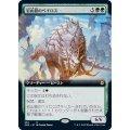 (フルアート)岩山鎧のベイロス/Cragplate Baloth《日本語》【ZNR】
