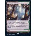 (FOIL)(フルアート)新緑の地下墓地/Verdant Catacombs《英語》【ZNE】