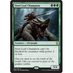 画像1: [EX+]鉄葉のチャンピオン/Steel Leaf Champion《英語》【DOM】